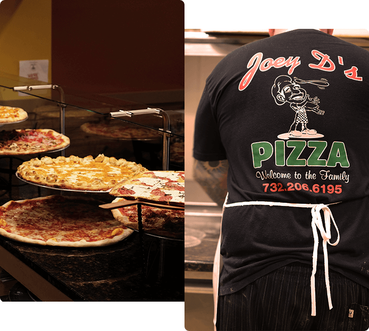 Joey D's Brick Oven Pizza – Brick, NJ